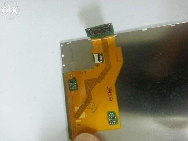 Lcd, dísplay, vidro, visor, ecrã Samsung J, A, S