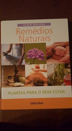 """""""Remédios Naturais - plantas para o bem-estar"""", Círculo de Leitores"""