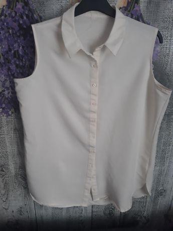 Koszula ecru 46