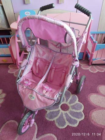 Wózek dla bliźniąt Baby Born