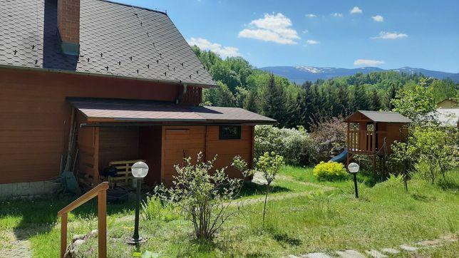 Chata Górska Sowa z 4 sypialniami dla 12 osób,blisko Karpacz