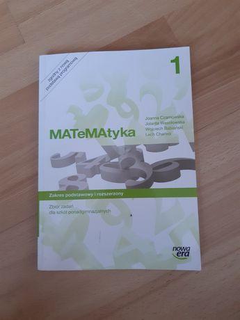 Matematyka 1 nowa era zbiór zadań dla szkół ponadgimnazjalnych