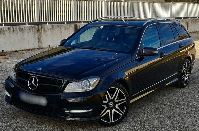 Mercedes C250 CDi AMG Line 204cv C/Nova