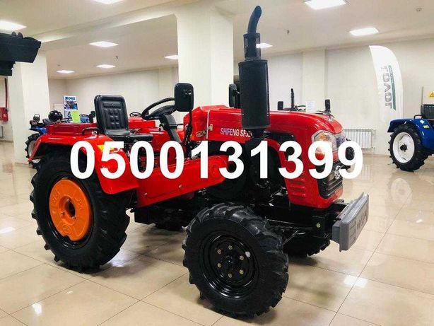 Новий мінітрактор 35 к.с. Shifeng SF 354 трактор Шифенг Гарантія 2 р.