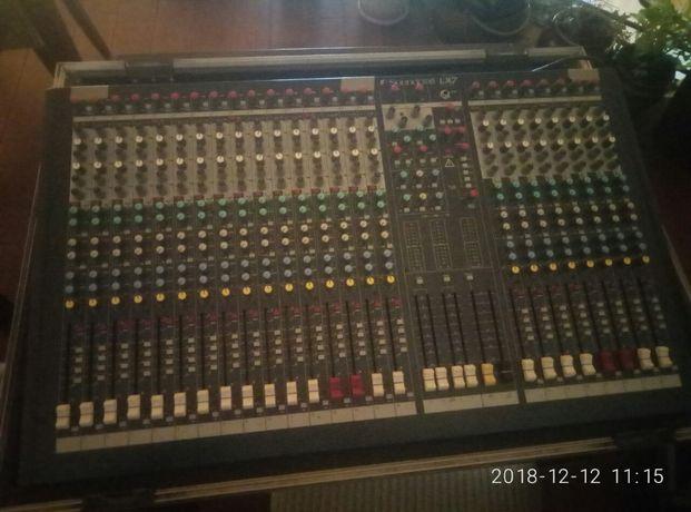Пульт Soundcraft LX7