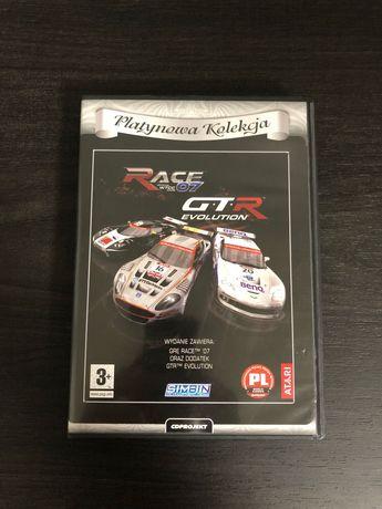 Race 07 Gtr Evolution Platynowa Kolekcja
