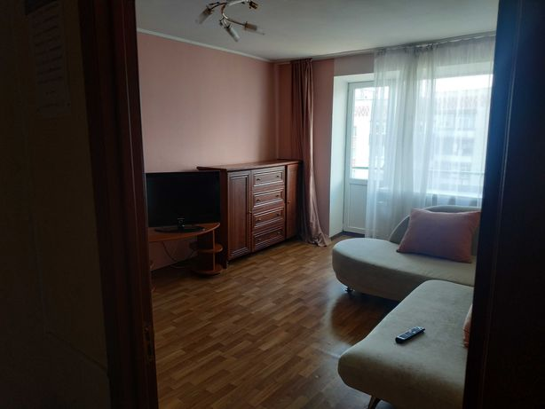 Однокомнатная квартира в центре города.