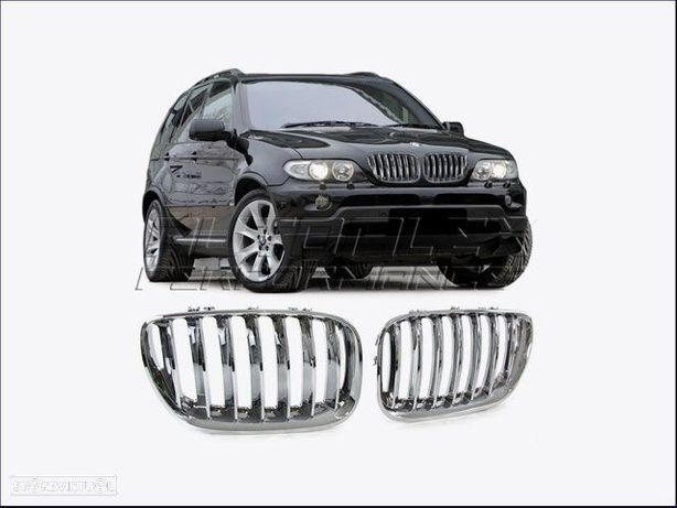 Grelhas Capo BMW X5 E53