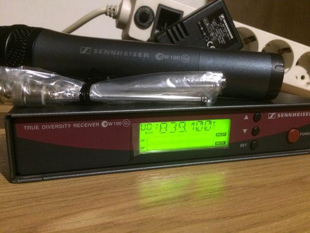 Радиомикрофон Sennheiser EW 100 G2 (Германия) MМD845