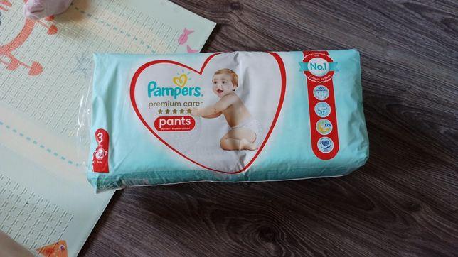 Pampers premium care pants 3