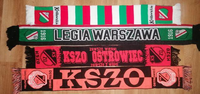 Szal Szalik Legia Warszawa KSZO Ostrowiec