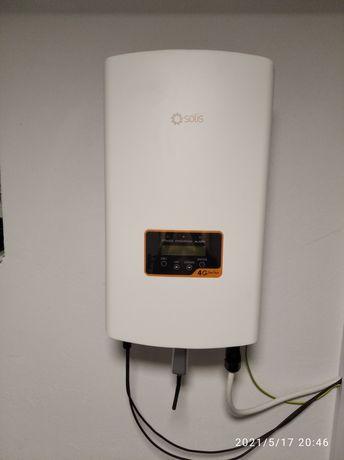 Inwerter fotowoltaiczny SOLIS-3P5K-4G PV Fotowoltaika 5kW
