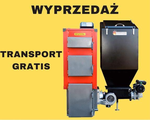 WYPRZEDAZ 8 kw Piec co Kociol z Podajnikiem Gratis Transport