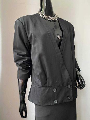 Базовый жакет пиджак шерсть Christian Dior оригинал