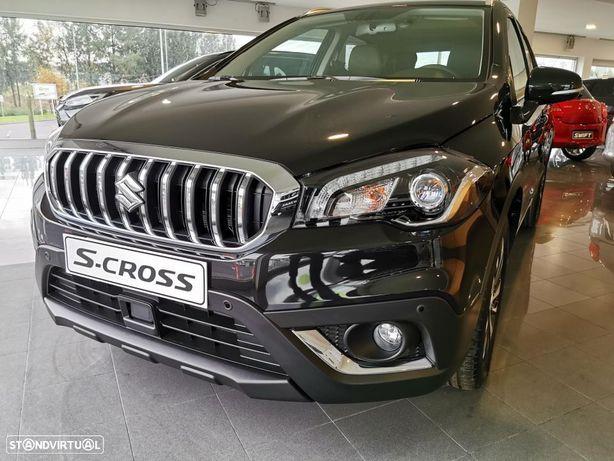 Suzuki SX4 S-Cross 1.4 T GLX Mild Hybrid