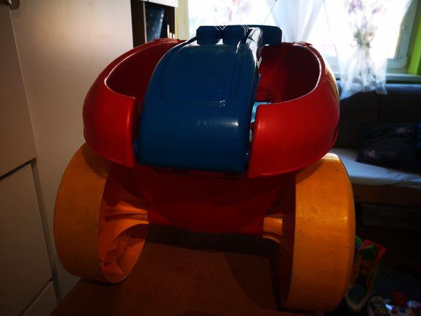 Wózek - zbieracz Mega Bloks