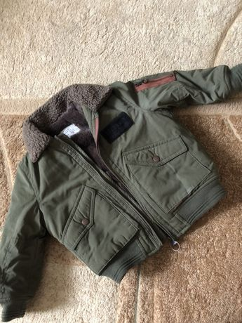Куртка зимняя для мальчика Zara