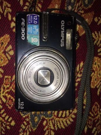 Olimpus Fe-300 aparat cyfrowy 12 megapixeli