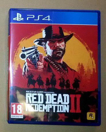 Red Dead Redemption 2 , RDR 2 be rys na PS4 / również wymiana