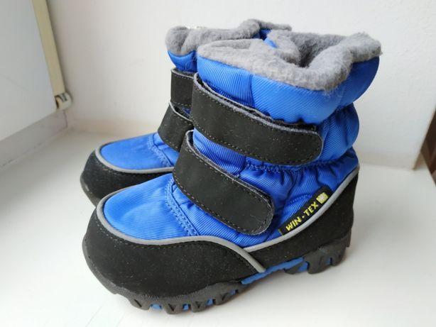 Новые термо ботинки Win-Tex 22р. (14.5 см.)