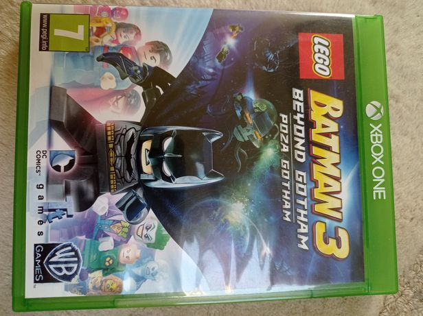 Batman 3 Xbox one Pl