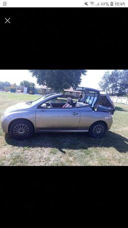 Nissan Micra, kabriolet, cabrio