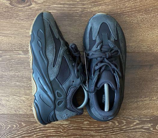 Adidas Yeezy 700 boost Utility Black оригинал женские 500 350 39