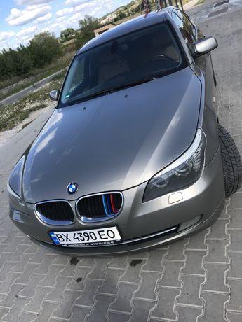 BMW 5 E60 2.0d 177k/s 2008р