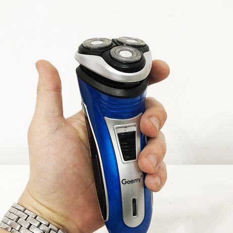 Электробритва GEEMY GM-7090 3 в 1 триммер.