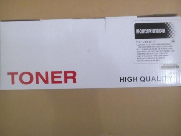Toner HP 12A Genérico 100% Novo