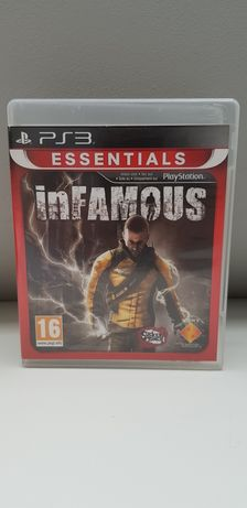 InFamous na Playstation 3