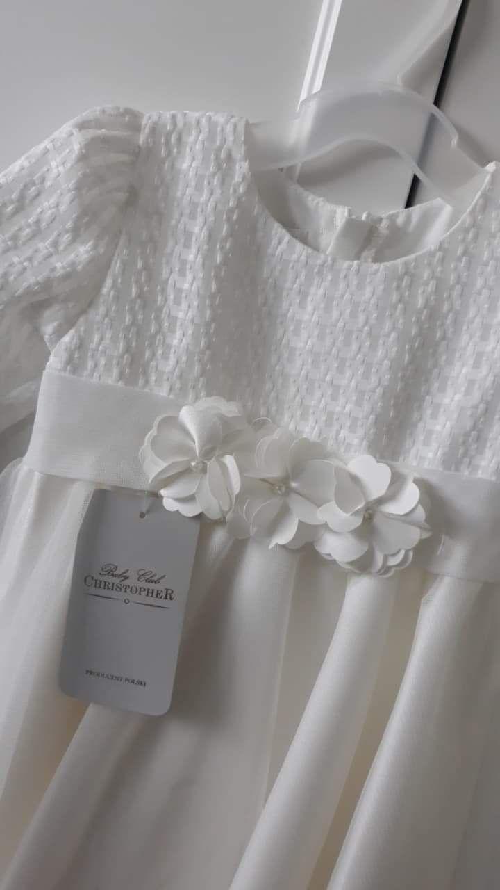 Ubranko,sukienka do chrztu,