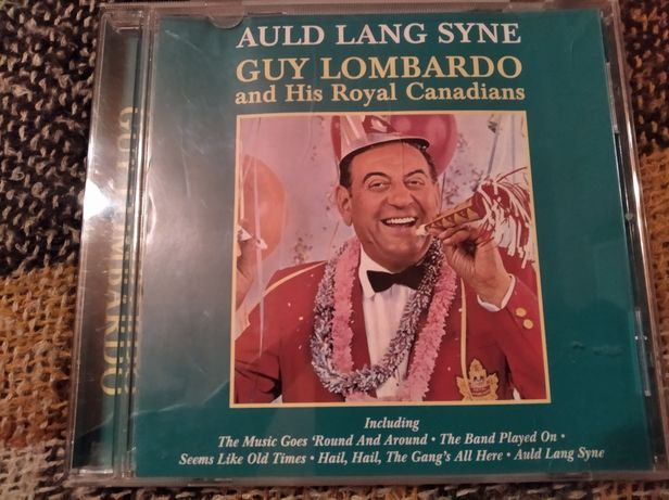 CD Guy Lombardo & His Royal Canadians Auld Lang Syne MCA 1998