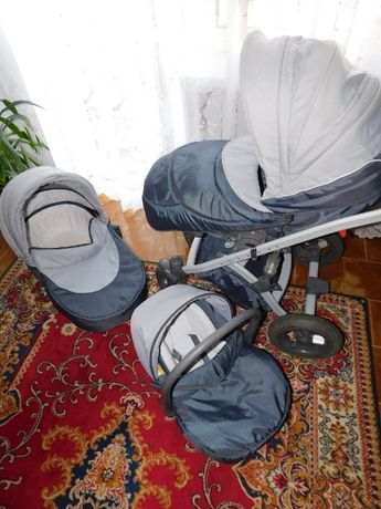 Spacerówka wózek Tako 3w1 spacerówka nosidełko gondola