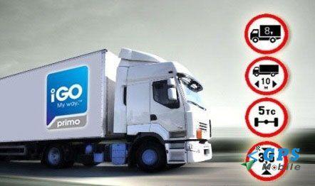 Igo Primo Truck 2020, Sygic Truck 2020 , Garmin 2020, Navitel 2020