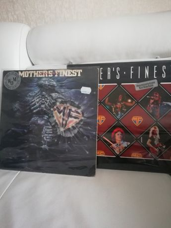 пластинка Mother's Finest –1) Mother's Finest и 2) Iron Age