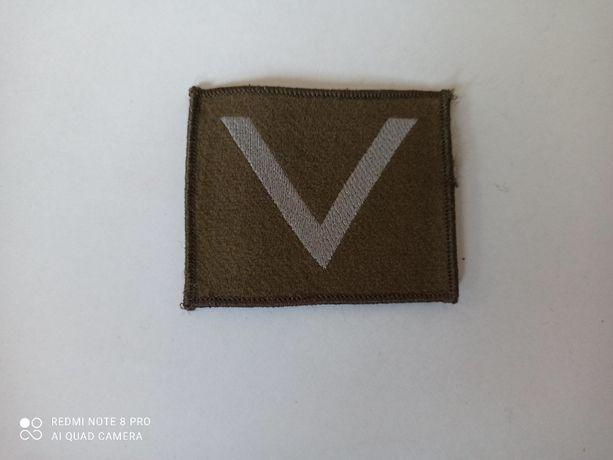 stopień na kurtkę mundur wyjściowy sierżant
