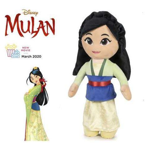 Novidade : Peluche Disney Mulan 42cm