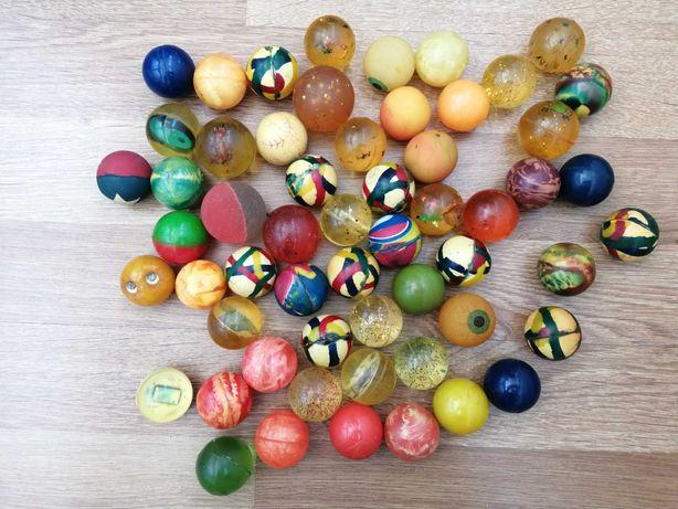 57 bolas saltitonas