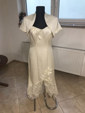 Suknia do cywilnego roz 40