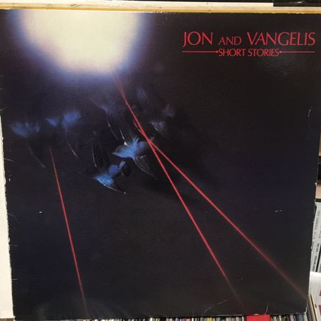 Vinil: Jon and Vangelis - Short stories 1979