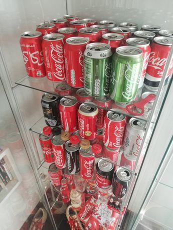 Vendo Coleção da Coca cola