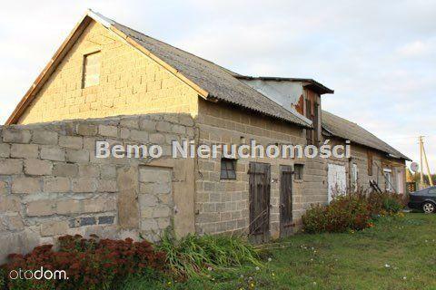 Dom z garażem 1.14ha blisko j. czarne gm. Baruchow