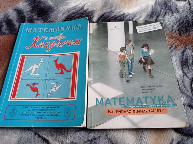 Książki z zadaniami z matematyki