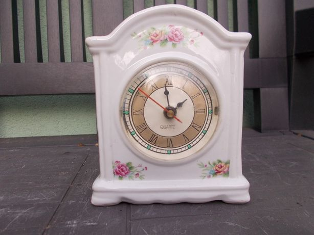 Zegar stojący - stylowy