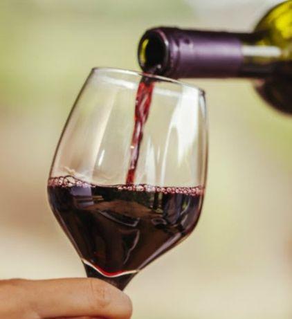 Vinho Tinto Caseiro