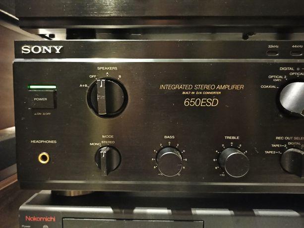 Amplificador Sony TA-F650ESD