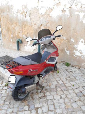 Motociclos - Scooter Gilera Runner 125ccm