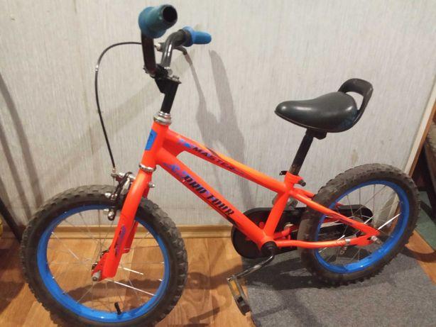 """Велосипед, колёса 16"""""""