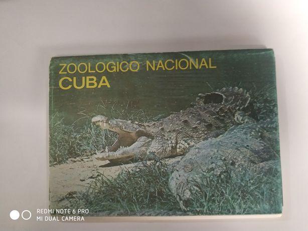Продам открытки Zoologico nacional Cuba